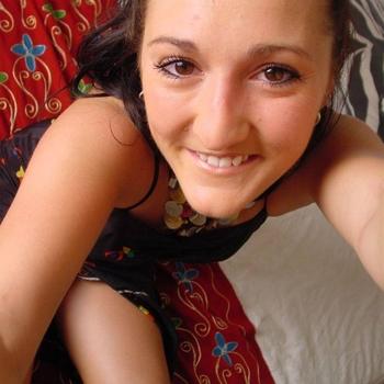 Eenmalige neuken met een 23-jarig tienerje uit Limburg