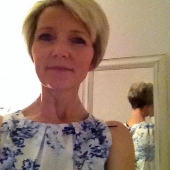 Lekkere sex met een 56-jarig omaatje uit Vlaams-Limburg