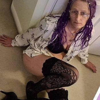 Gratis naar bed met deze 62-jarig omaatje uit Flevoland