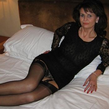 Sex ontmoeting met 56-jarig omaatje uit Noord-Holland